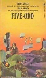 book cover of Five-Odd