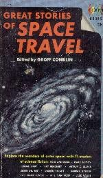 book cover of Great Stories of Space Travel