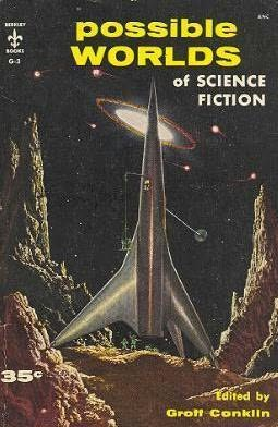 book cover of Possible Worlds of Science Fiction