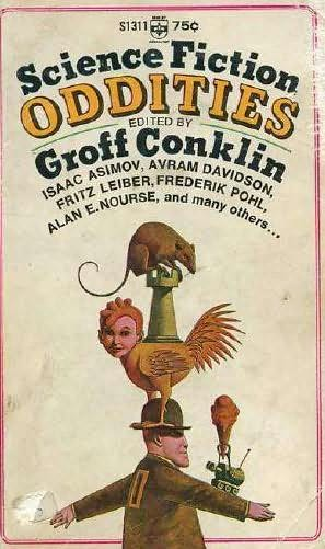 book cover of Science Fiction Oddities