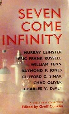 book cover of Seven Come Infinity