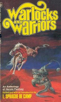 book cover of Warlocks and Warriors