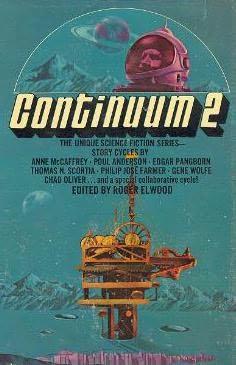 book cover of Continuum 2