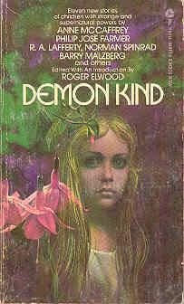 book cover of Demon Kind