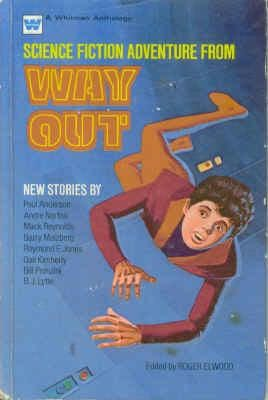 book cover of Way Out