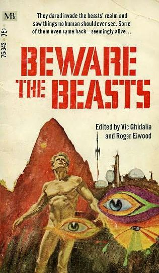 book cover of Beware the Beasts