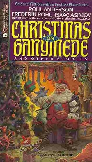 book cover of Christmas on Ganymede