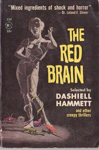 book cover of The Red Brain