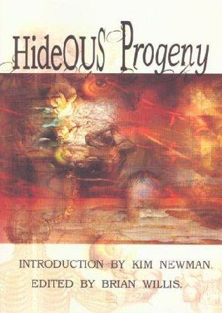 book cover of Hideous Progeny