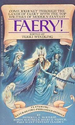book cover of Faery!