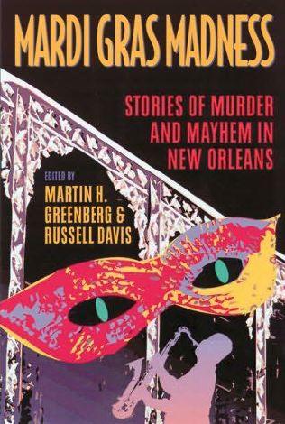 book cover of Mardi Gras Madness