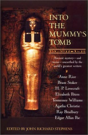 book cover of Into the Mummy\'s Tomb