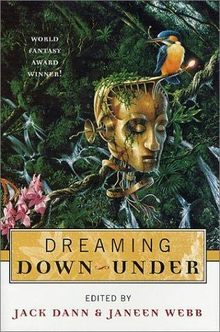 book cover of Dreaming Down-Under