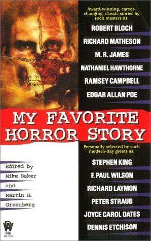 book cover of My Favorite Horror Story