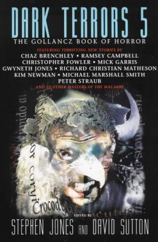 book cover of Dark Terrors 5