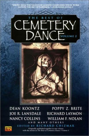 book cover of The Best of Cemetery Dance, Volume 2
