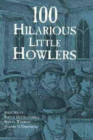 book cover of 100 Hilarious Little Howlers