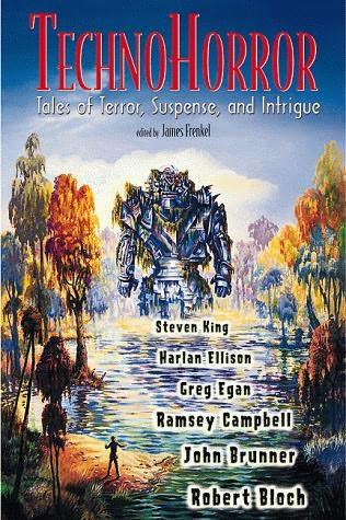 book cover of Technohorror