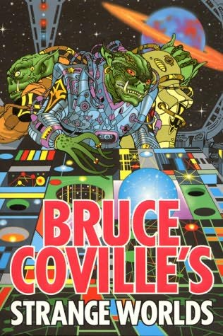 book cover of Bruce Coville\'s Strange Worlds