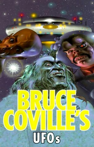 book cover of Bruce Coville\'s UFOs