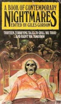 book cover of A Book of Contemporary Nightmares
