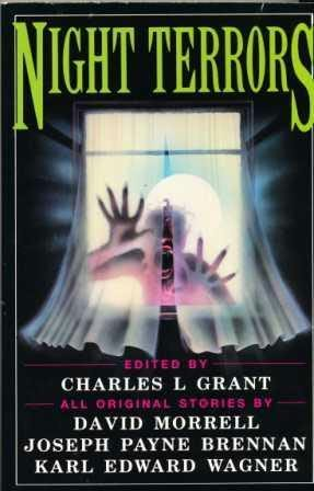 book cover of Night Terrors