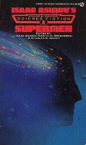 book cover of Supermen