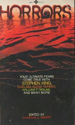 book cover of Horrors