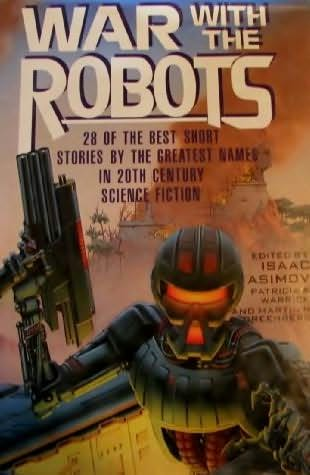 book cover of War With the Robots