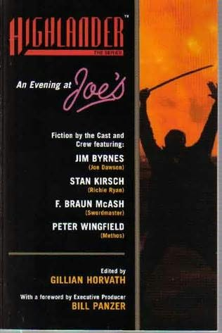 book cover of An Evening at Joe\'s