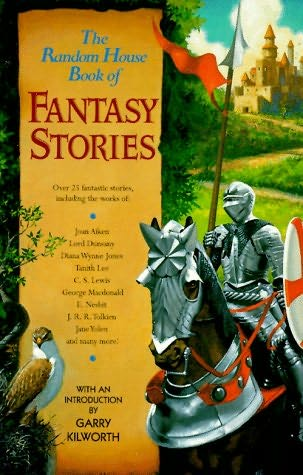 book cover of The Random House Book of Fantasy Stories