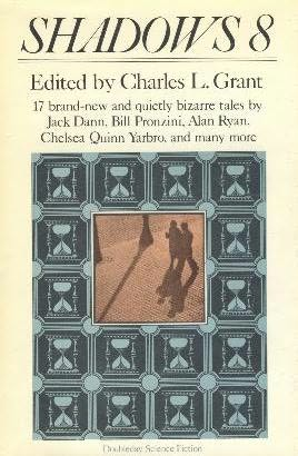 book cover of Shadows 8