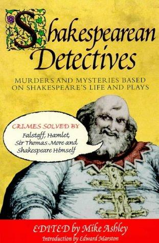 book cover of Shakespearean Detectives