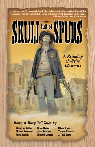 book cover of Skull Full of Spurs