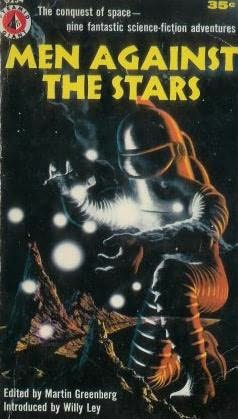 book cover of Men against the Stars