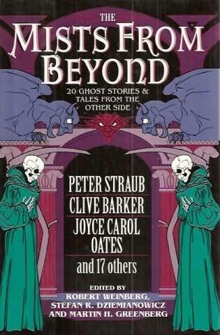 book cover of The Mists From Beyond