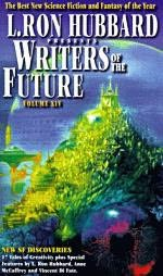 book cover of L Ron Hubbard Presents Writers of the Future Volume XIV
