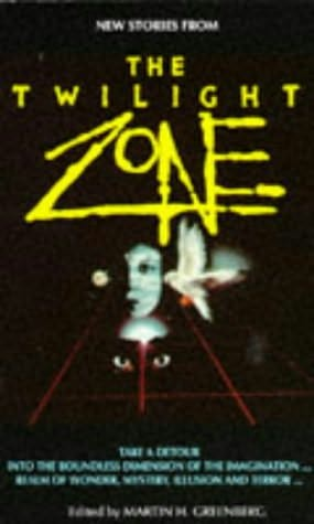 book cover of New Stories from the Twilight Zone