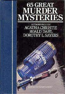 book cover of Great Murder Mysteries