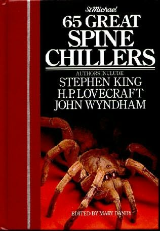 book cover of 65 Great Spine Chillers