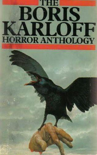 book cover of The Boris Karloff Horror Anthology