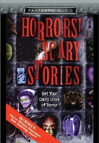 book cover of Horrors!
