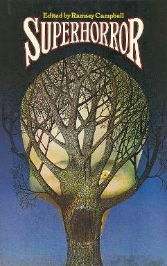 book cover of Superhorror