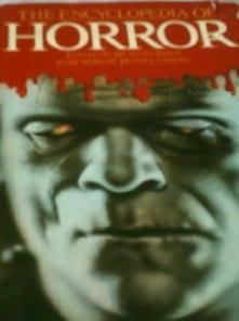book cover of The Octopus Encyclopedia of Horror