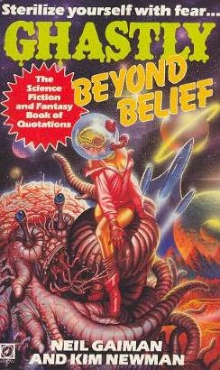 book cover of Ghastly Beyond Belief