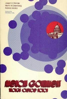 book cover of American Government Through Science Fiction