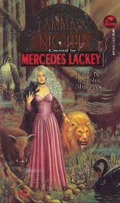 book cover of Lammas Night