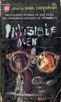 book cover of Invisible Men