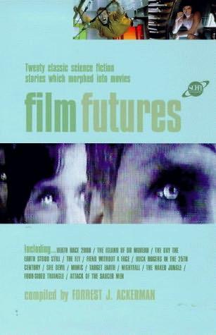 book cover of Film Futures