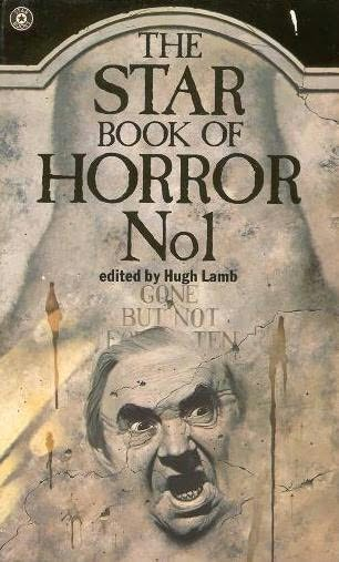 book cover of The Star Book of Horror 1